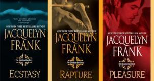The Shadowdwellers Series by Jacquelyn Frank