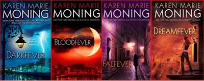 'Fever Serie' by Karen marie Moning