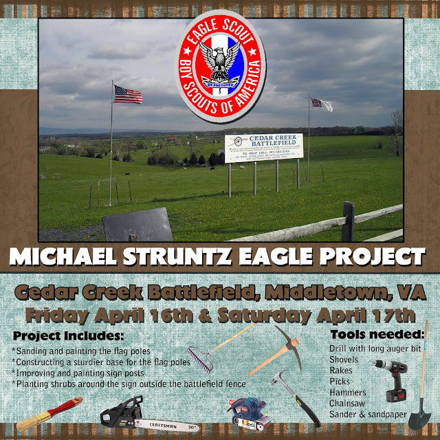 eagle project Eagle scout service project workbook procedures how to download the eagle scout service project workbook note: do not attempt.