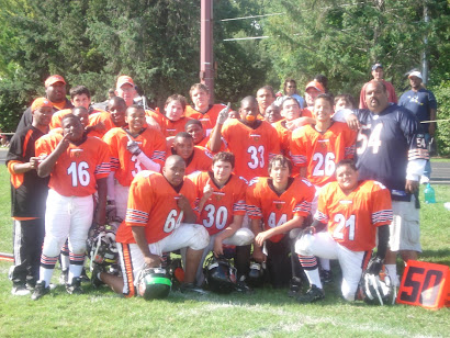 Head Coach Dennis Porter And Assnt Coaches Flack And Jeff Take Bears To 6-0 RECORD GO BEARS