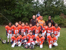 Undefeated Blue Team Lead By Coach Tyrone Davidson And Coaches Mike Weishaar And Rodney Holmes.