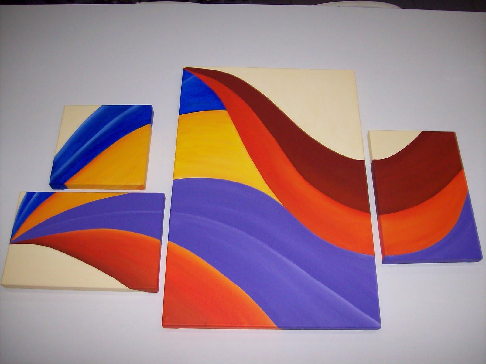 Como pintar un cuadro abstracto imagui for Como pintar un cuadro abstracto