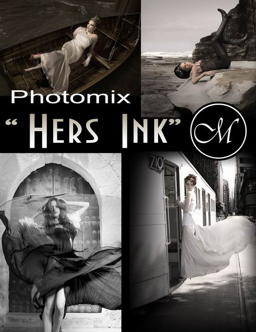 "Photo mix ""Hers Ink"""