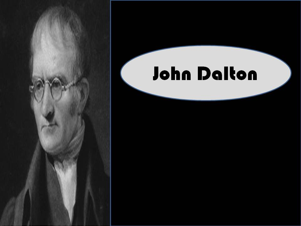 an introduction to the life of john dalton This introduction to the gospel of john will help you better understand god's purpose in the book  and that by believing you may have life in his name.