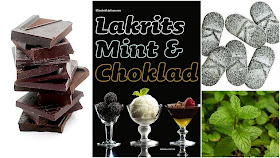lakrits mint och choklad