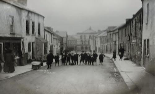 Butcher Street 1900s