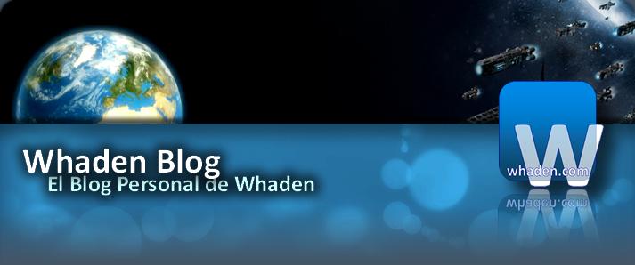 Whaden Blog