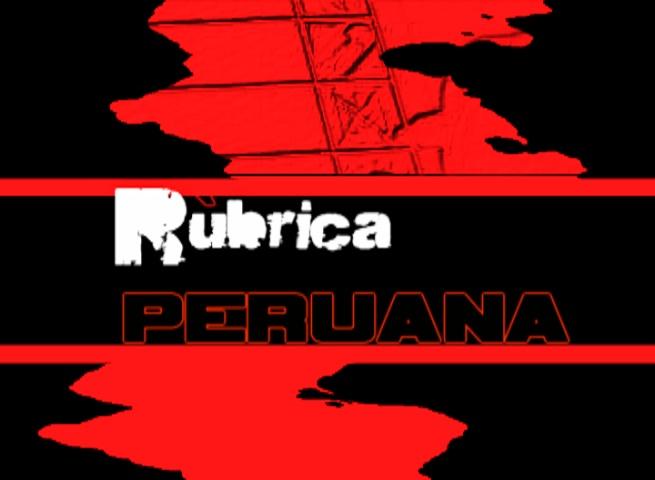 Rubrica peruana