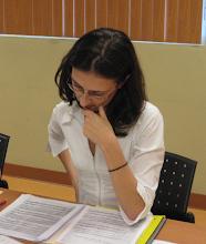 Estudiante del Seminario El Lenguaje Musical de Olivier Messiaen