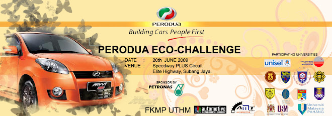 Perodua Eco-Challenge 2009