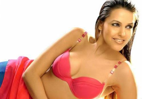 Indian Desi Model Actress Neha Hot