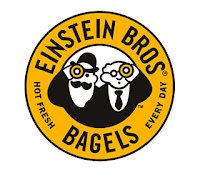 Einstein Brothers Bagels logo - courtesy of einsteinbros.com