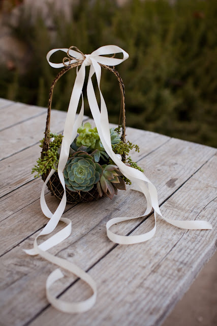 santa-barbara-wedding-flowergirl-succulent-purse