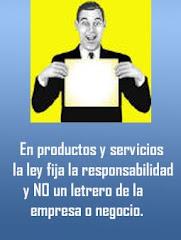 Servicio al consumidor
