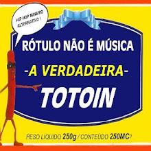 CD (demo) Totoin - Rótulo não é música (2006)