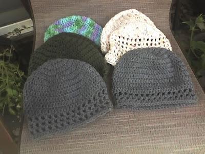 A Chemo Cap to Crochet | FaveCrafts.com - Christmas Crafts