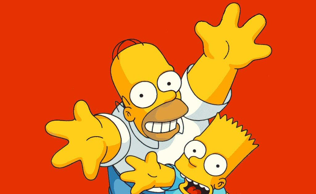 N s os cachorros no jap o vida de pai - Bart simpson nu ...
