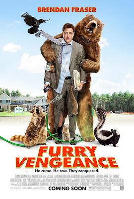צפייה ישירה| Furry Vengeance  / פראי ועצבני -  - ללא תרגום