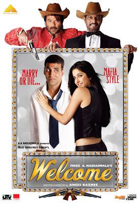 Watch Welcome (2007) Megavideo Movie Online