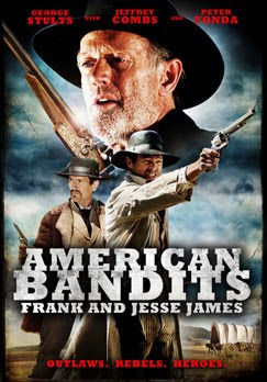 Filme Poster American Bandits: Frank and Jesse James DVDRip RMVB Legendado