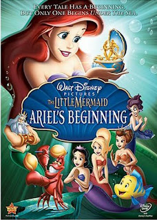 The Little Mermaid: Ariels Beginning (2008) - Disney's Cartoon
