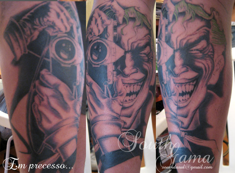 Coringa Tattoo