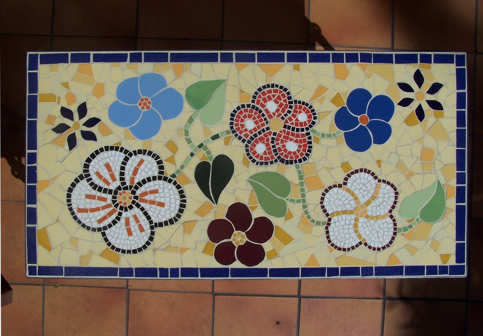 Glass Mosaic Torso