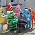 Yo Gabba Gabba, Habitat, and Music For Relief