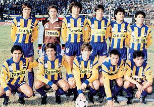 Rosario Central 1989/90