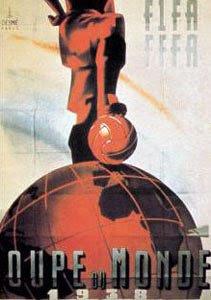 Poster Francia 1938