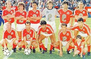 Argentinos Juniors 1991