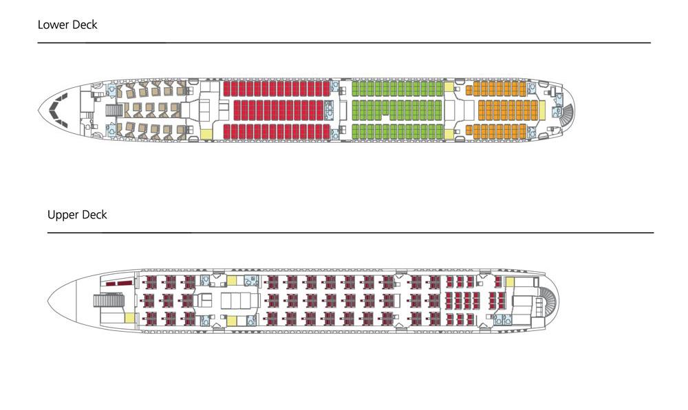 Airplane Seat Maps Motor Arcade
