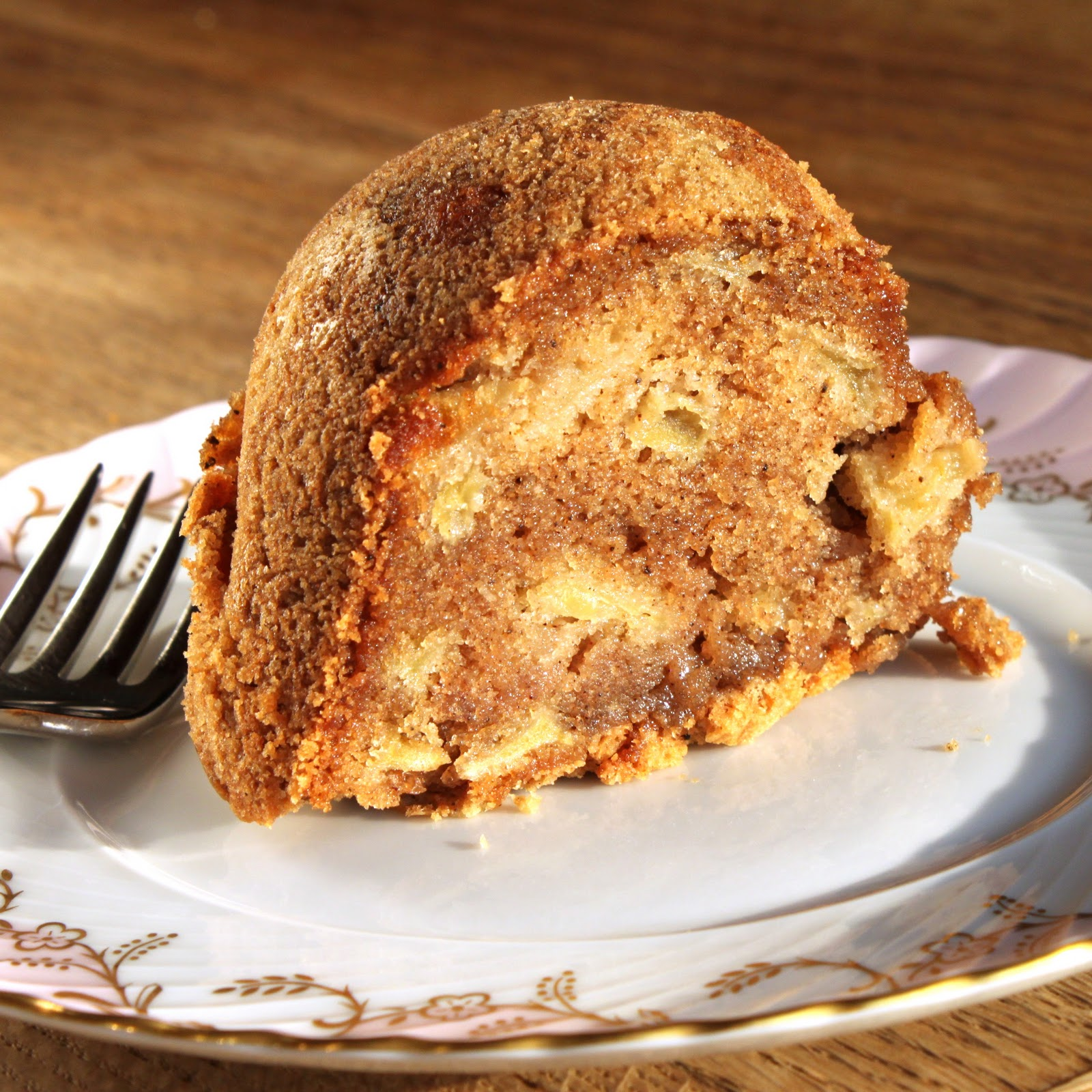 Easy Apple Cake Recipe — Dishmaps