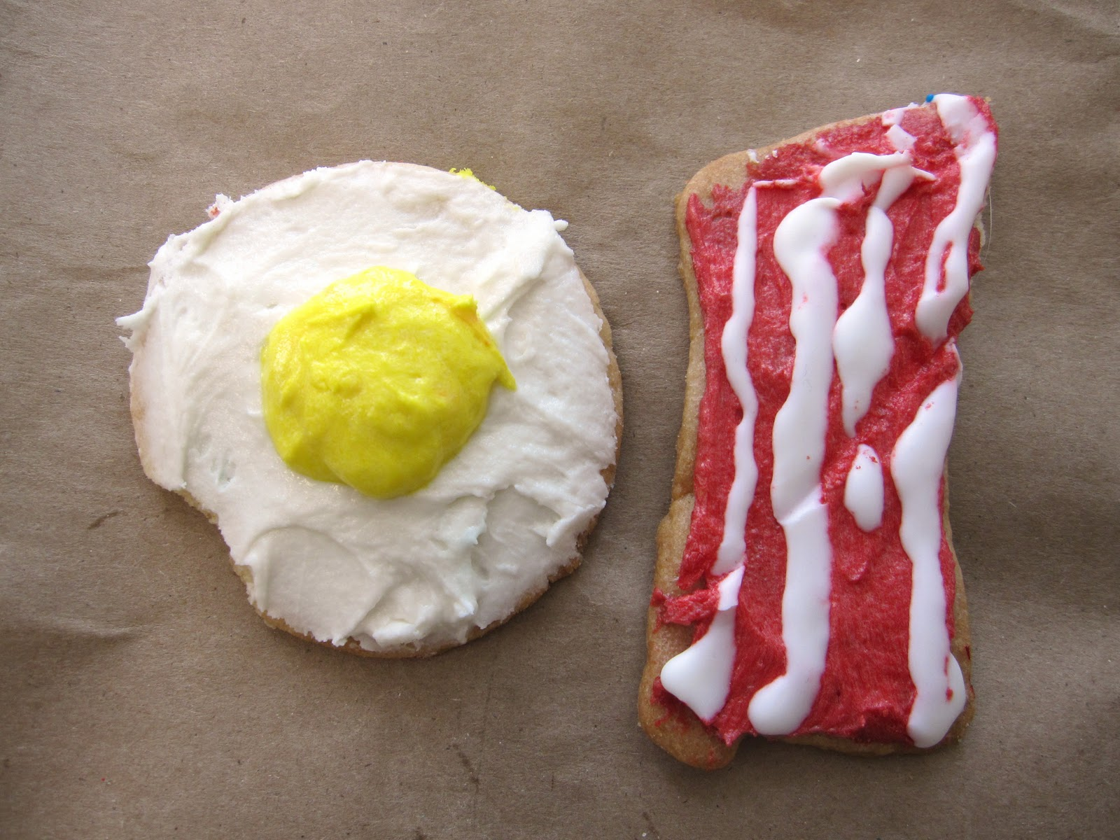 Funny Christmas cookies: Wordless Wednesday