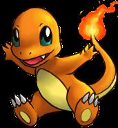 pokemon kage chamander