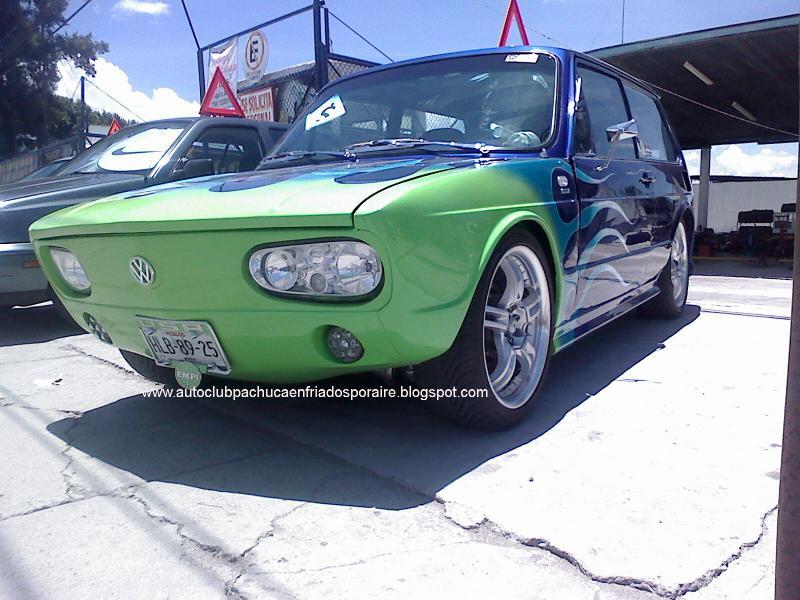 Auto Club Pachuca Enfriados por Aire 2.0: WV Brasilia Tuning de ...