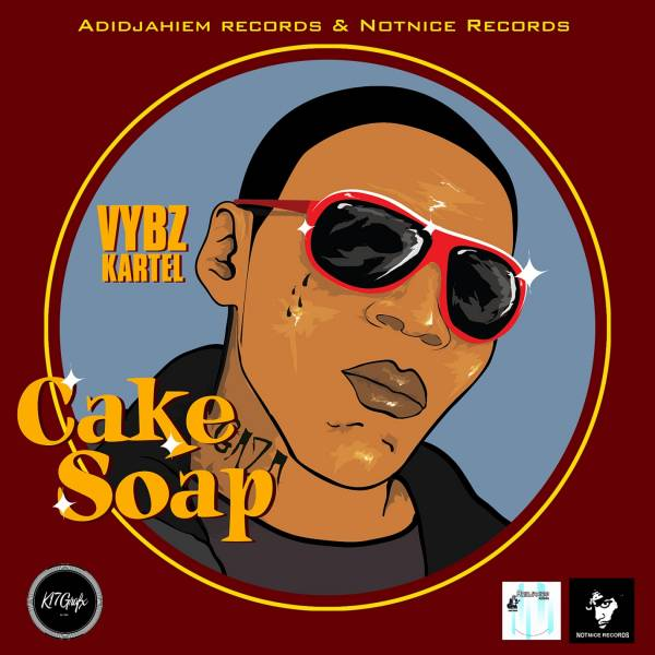 Vybz Kartel: Cool Like Me Wash My Face with THE Cake Soap | Socyberty