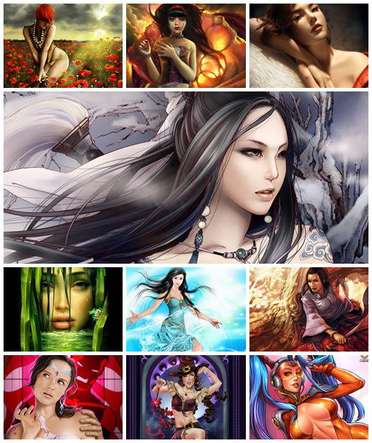 fantasy wallpapers free. FANTASY WALLPAPER FREE TO