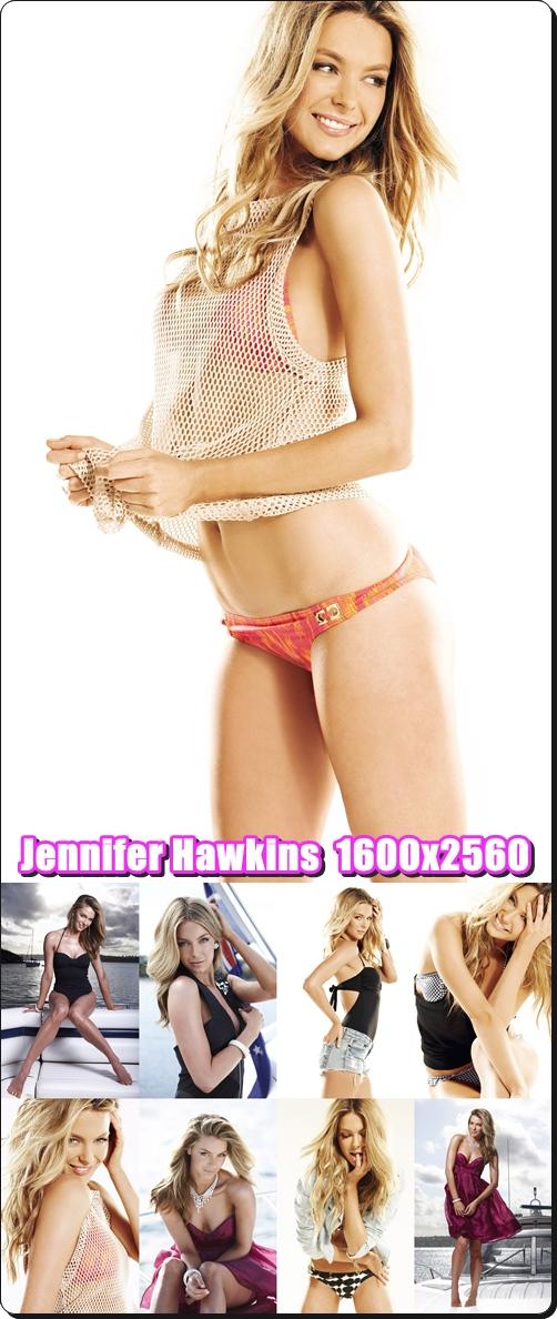 Jennifer Hawkins Wallpapers Pack