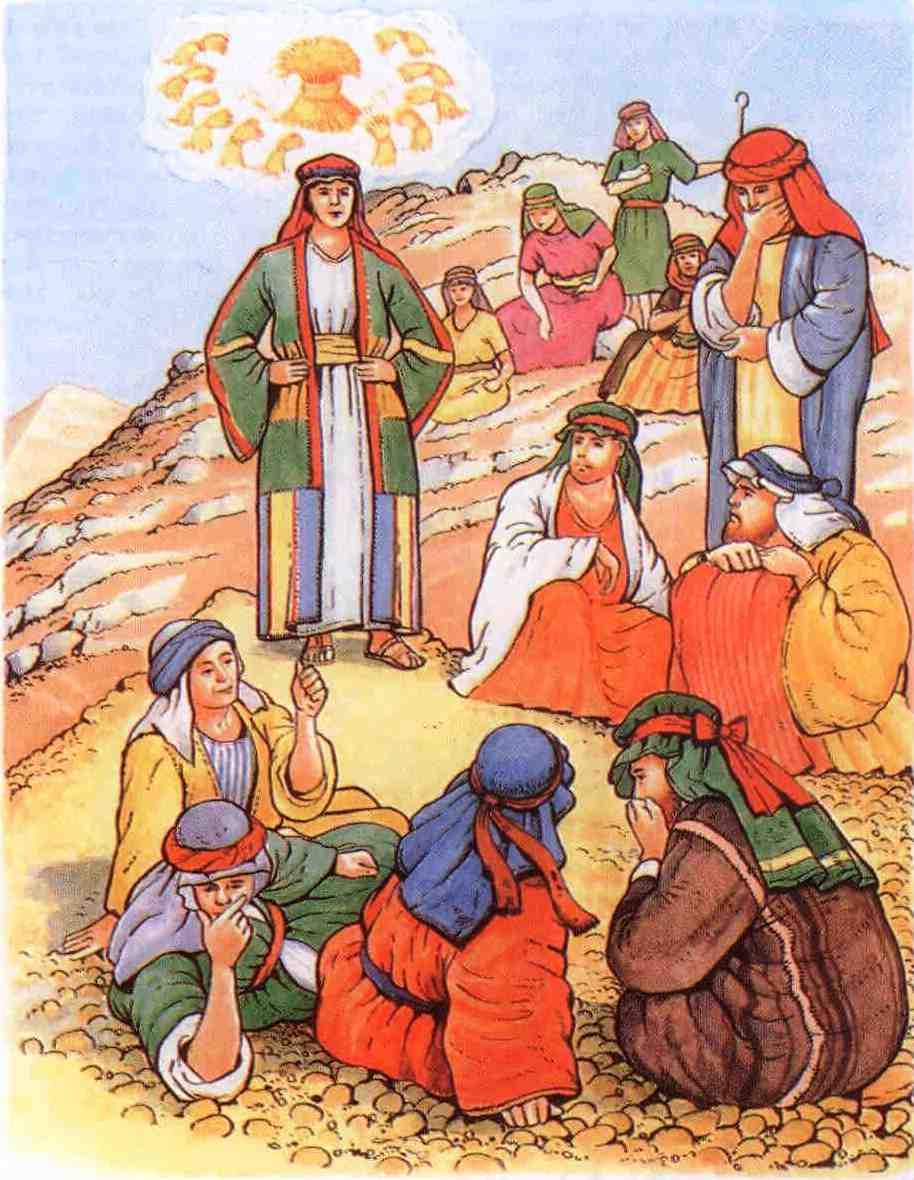 12 anak anak Yakub