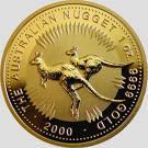 AUSTRALIAN GOLD COIN KANGGAROO