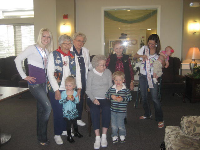 Mrs Idaho International 2011 Grace Assisted Living Nampa