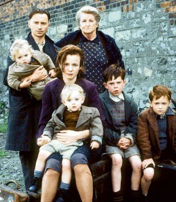 an analysis of the portrait of an irish boyhood on angelas ashes Commentators on angela's ashes: a memoir (1996) by frank mccourt have   has held before him throughout most of his childhood and adolescence in ireland.