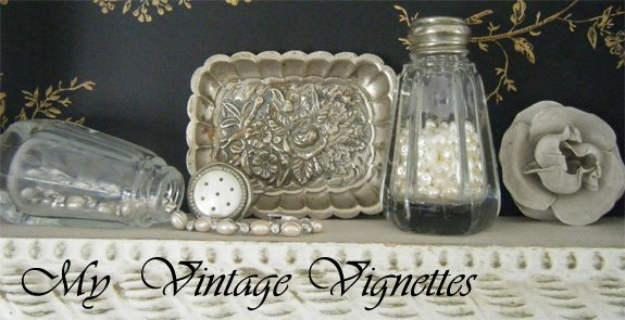 My Vintage Vignettes