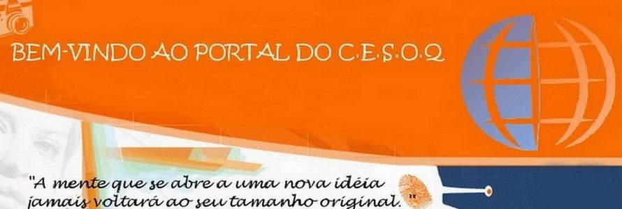 Sejam bem vindos ao mais novo meio de comunicação virtual da comunidade C.E.S.O.Q