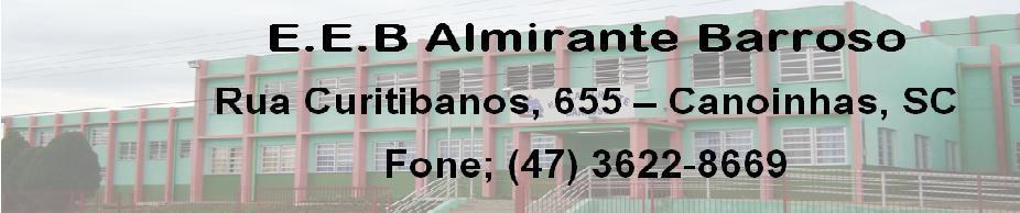 """E E B """"Almirante Barroso"""""""