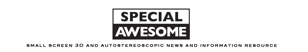 SPECIAL AWESOME: stereoscopic resource