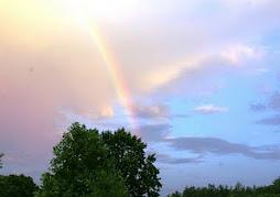 a rainbow-licious day!