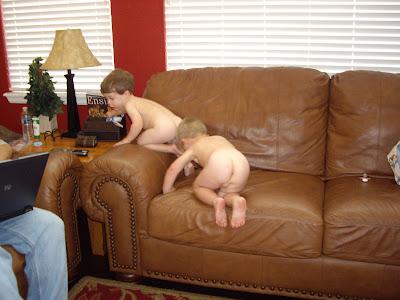 Nudist Family Boys