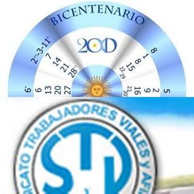 Jornadas de Intregración Vial Sindical del Bicentenario